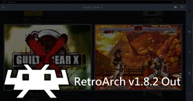 RetroArch1.8.2更新,預覽圖爽爽看、PSV硬體加速到位