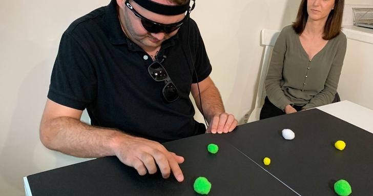 科學家發明大腦植入物,可以讓盲人重見光明