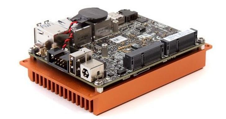 Onlogic EPM160系列迷你無風扇電腦,最高搭載4核心Intel Pentium N4200處理器