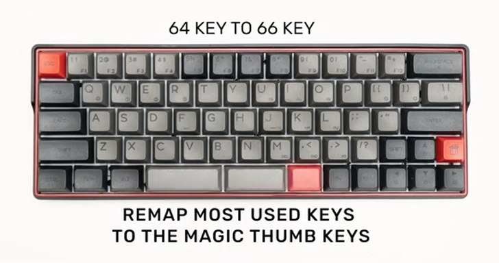 Kemove機械鍵盤不止換鍵帽,連鍵軸都讓你換
