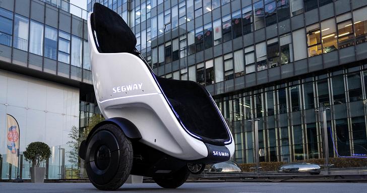 《瓦力》的世界要成真了?Segway 推出 S-Pod 個人運輸座艙!