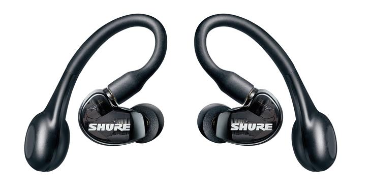 SHURE 發表旗下首款真無線耳機 AONIC 215,續航 8 小時、售價 279 美元