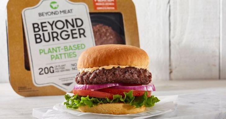 麥當勞進場,人造肉第二波來襲