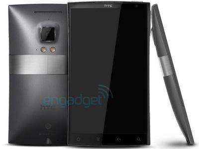 HTC Zeta 曝光,另一款四核心手機,速度更快!