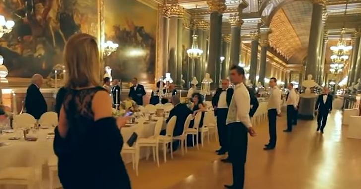 日產控告戈恩用公司資金來舉辦他在凡爾賽宮舉辦的私人婚宴,但戈恩律師喊冤:他以為那是免費的