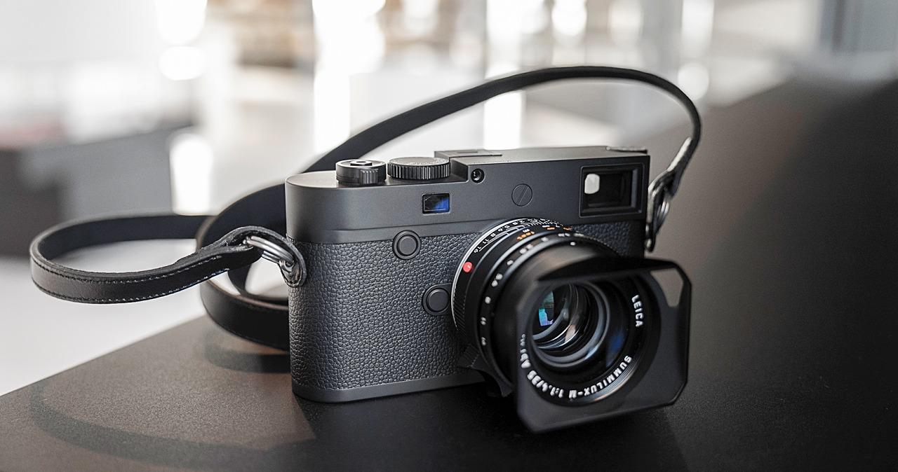 4000 萬畫素真・黑白數位相機 Leica M10 Monochrom 上市要價 27.8 萬