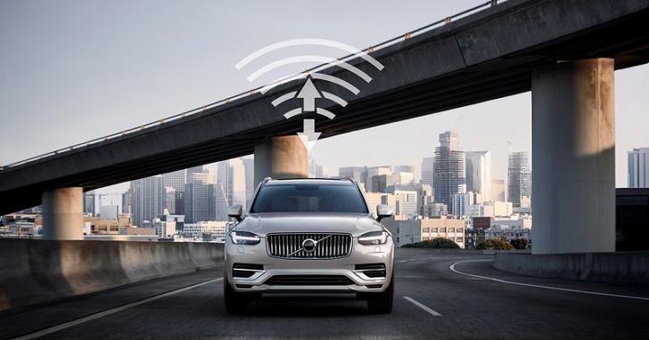 Volvo 要用 5G 通訊,讓汽車反應更快更聰明