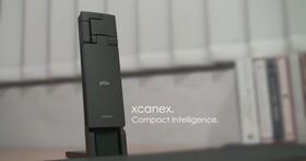 自炊神器再一發,可以綁在筆電帶出場的xcanex LE書籍掃瞄器