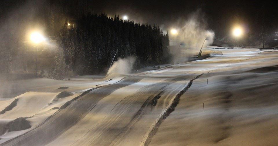 滑雪成癮?來「Winghills白鳥度假村」早上五點就開滑!