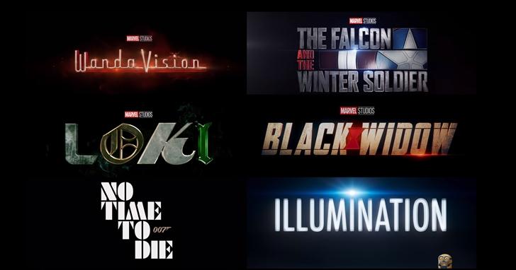 漫威釋出《黑寡婦》、《汪達與幻視》和《洛基》全新預告!另有 6 部強片前導影片一次看完!