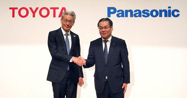 日本人要認真了,Toyota 與 Panasonic 將合資電動車電池研發公司
