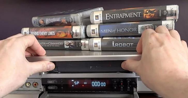 串流媒體時代,錄影帶卻在二手交易平台重新熱門了起來