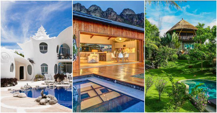先收進心願清單!Airbnb公布近十年旅客最想去的夢幻房源