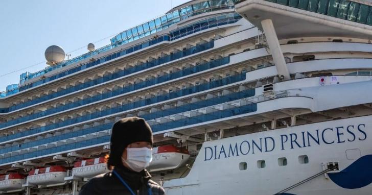 「鑽石公主號」一天又增67名確診病例!美國明天將包機接回郵輪上380名美國公民及其家屬回國