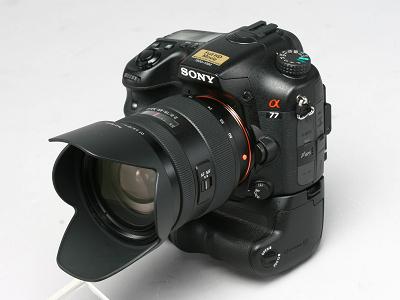Sony A77 挑戰高階機種,極速 12FPS 連拍評測