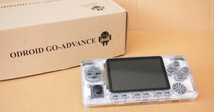《掃雷組》:Odroid Go Advance土砲掌上型主機軟體與遊戲篇