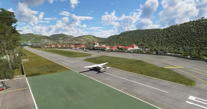 《微軟模擬飛行 2020》將包含全世界 37,000 座機場,全部由開發人員手動製作