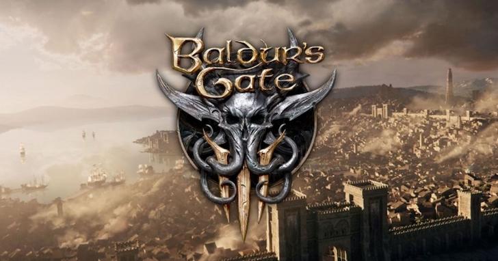 《柏德之門 3》公布遊戲開場動畫與實機畫面,融入擲骰機制重現 TRPG 精髓