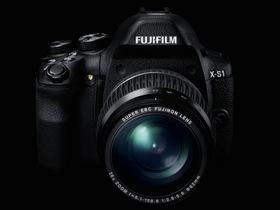 Fujifilm X-S1 發表:承襲X系列,26倍光學變焦類單眼