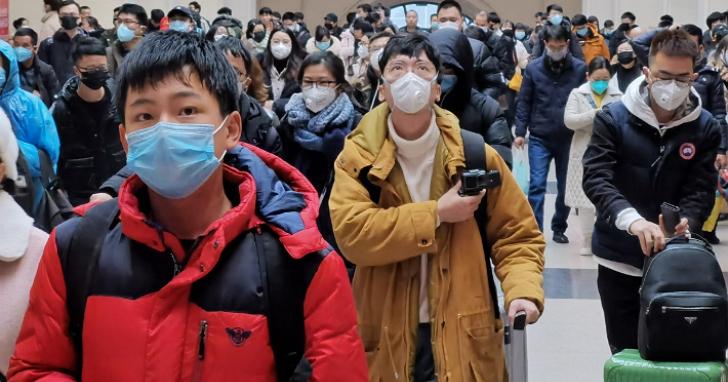 社區傳播4定義已經符合2項,醫生表示「健康的人不用戴口罩」可能已不適用