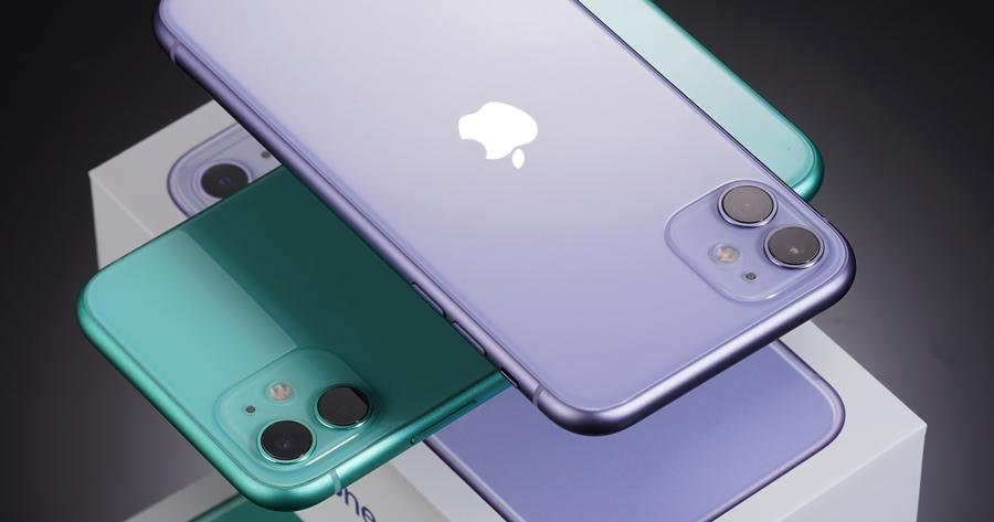 2019 年最熱賣的手機前十名有六台是 iPhone,非旗艦的 iPhone XR/iPhone 11 熱銷程度最高