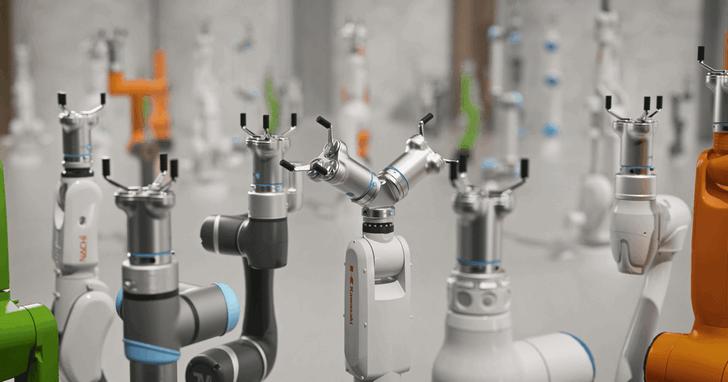 OnRobot推出三指電動夾爪3FG15,超大開合間距輕鬆處理柱狀物件