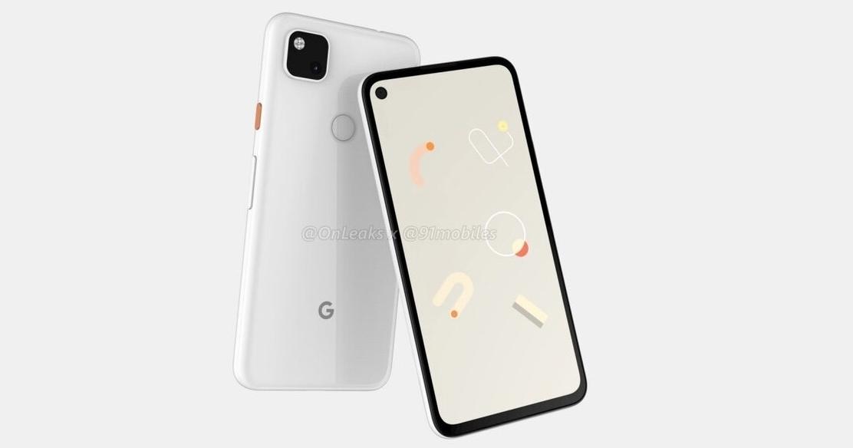 Google Pixel 4a 新模擬圖流出,外型和 Pixel 4 相似、鏡頭模組小了一點