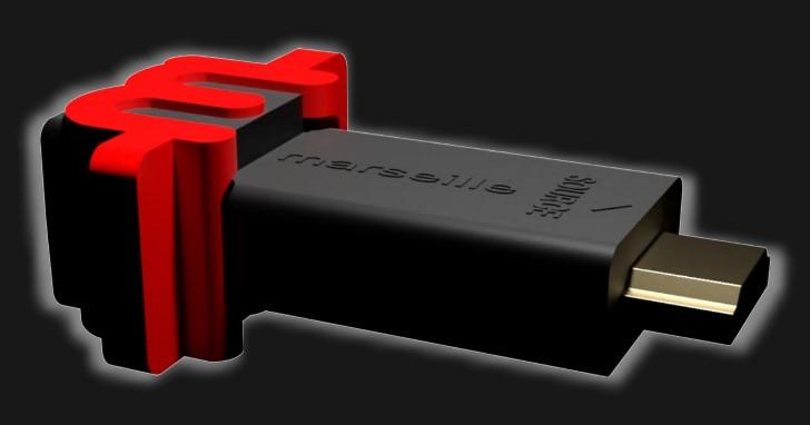 HDMI 線材反鋸齒 4K 升頻實用化,Marseille 續推 mClassic,可關閉特效更支援復古遊戲