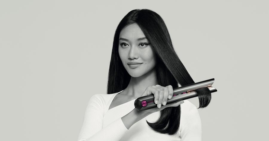 Dyson 推出 Corrale 直髮造型器,減少 50% 熱傷害、售價 499 美元、台灣五月上市