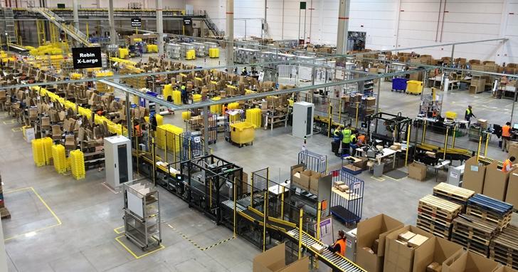 Amazon通知賣家:公司歐美倉庫目前只收生活必需品