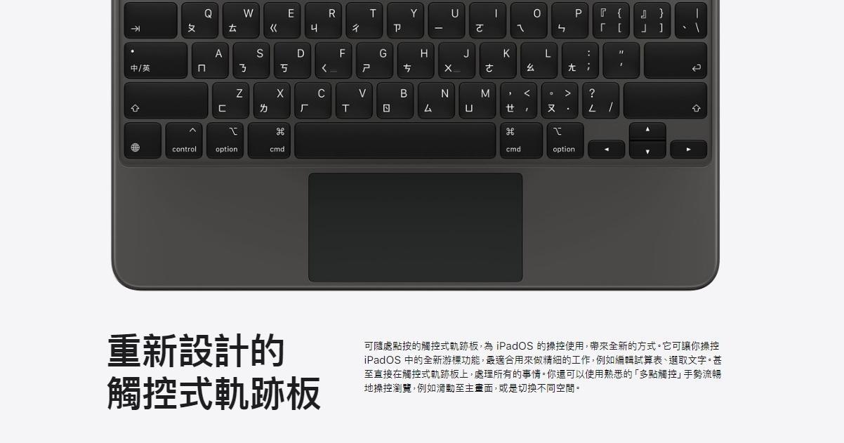 舊款 iPad 也即將可以支援觸控板和滑鼠,最快 3/24 更新