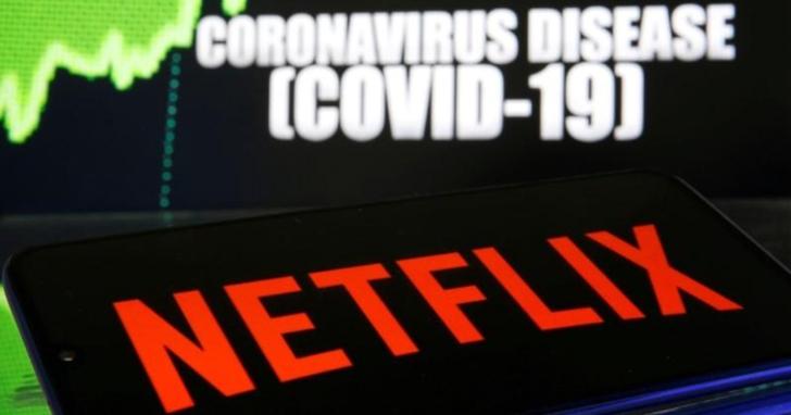 在家工作頻寬不夠, 歐盟要求Netflix等內容平台壓縮影片流量讓出頻寬