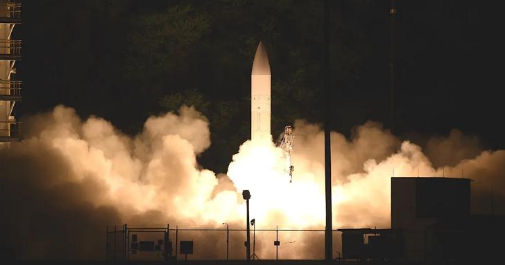 美軍成功試射高超音速滑翔器,速度達音速五倍以上