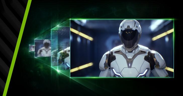 NVIDIA 發表 DLSS 2.0,強化深度學習畫質、效能表現,遊戲 4K 解析度順暢遊玩