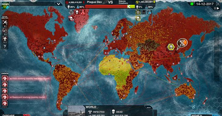 《瘟疫公司》將免費追加新模式,但這次玩家要「避免病毒大流行」