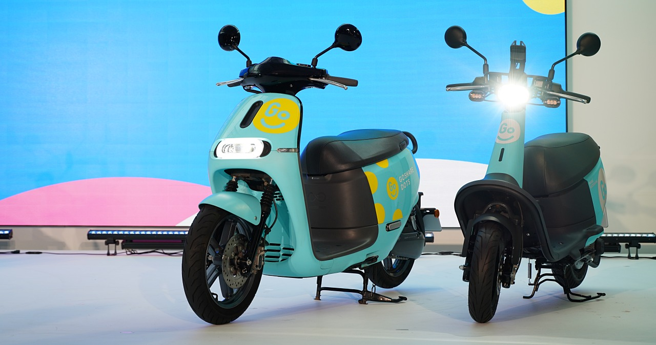 GoShare DOTS 定點租還服務登場;宏佳騰 Ai-1 也將登陸台南
