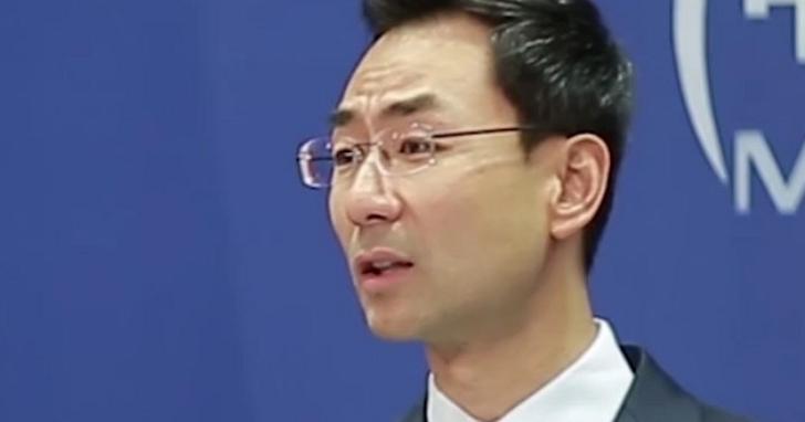 中國強烈反對《台北法案》,耿爽:美方不得實施該法否則必將遭到反擊