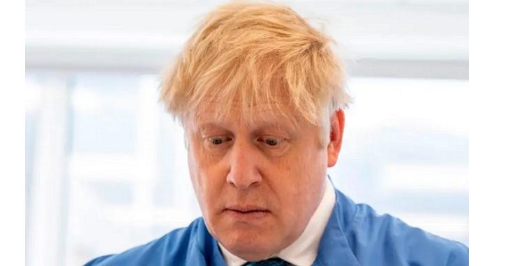 「佛系抗疫第一人」英國首相強生確診武漢肺炎,宣布已於官邸自主隔離