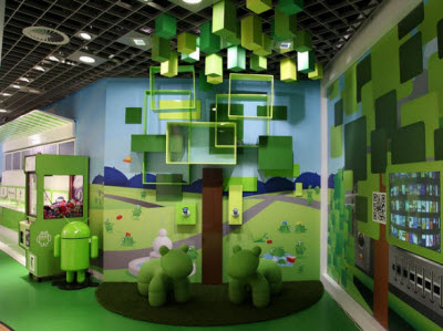 Androidland:全世界第一家 Android 專賣店正式開幕