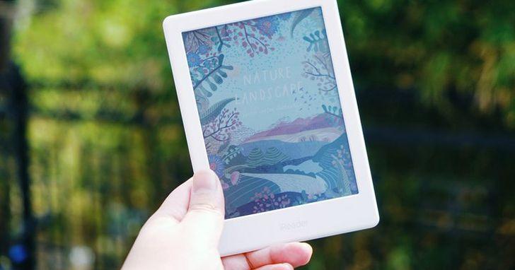 彩色的電子書閱讀器來了,用來看漫畫到底怎麼樣?