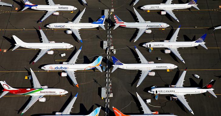 沒人搭飛機也沒人「造飛機」,波音宣布暫停 787 商用客機生產