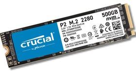 Micron 推出第二款消費級 NVMe SSD,Crucial P2 讀寫速度、耐寫量均提升