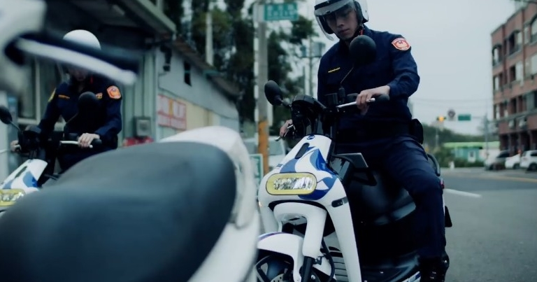警察執法新工具上線!Gogoro 3 結合新式車牌系統,協助查緝失竊車輛、追查重大刑案逃逸車輛