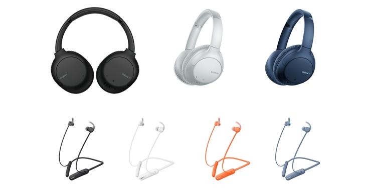全天候降噪!Sony 在台推出全新 WH-CH710N 主動式降噪耳機,WI-SP510 藍牙運動耳機同步上市