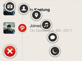 Path:超級封閉分享 App,只有真正私友才能看到動態