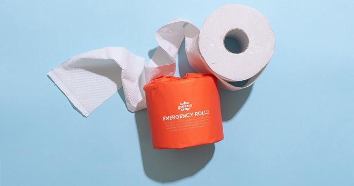 疫情來臨時,為何國外都搶衛生紙?
