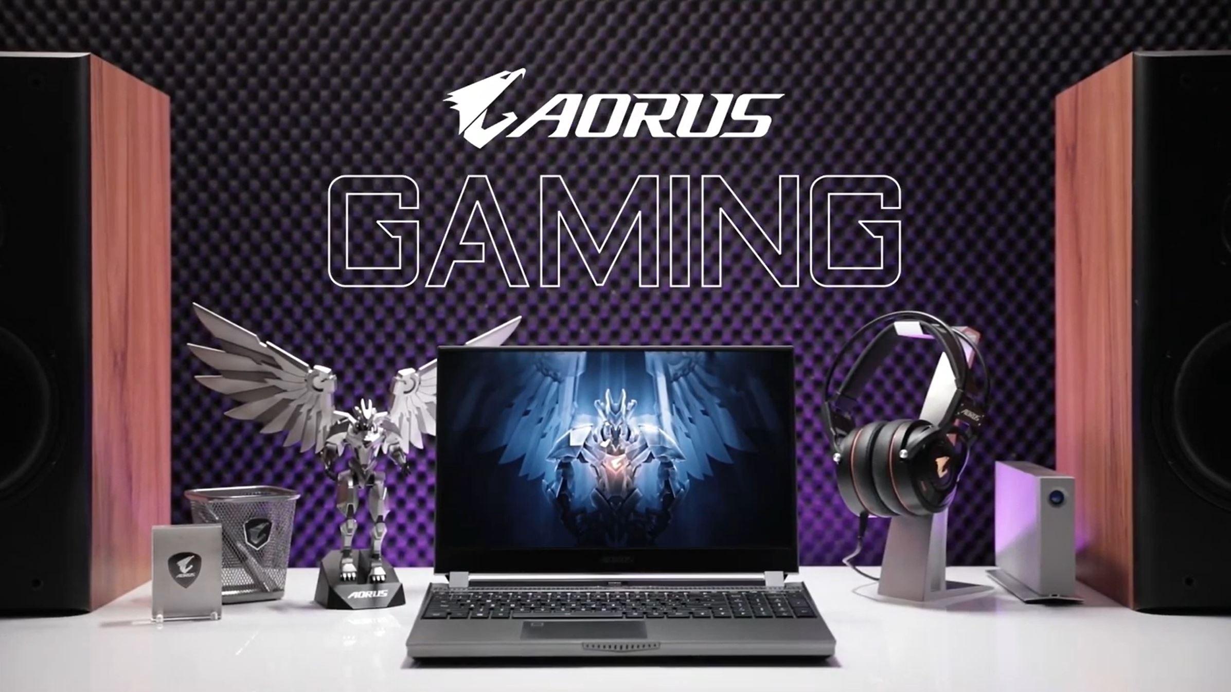 技嘉搭載Intel第10代系列創作者、電競筆電搶先發售 厚度砍半、重量砍半!世界最輕機械式鍵盤筆電AORUS 15G登場