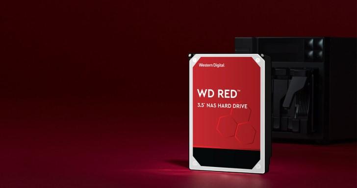 網友反應WD Red硬碟採不利NAS應用的SMR技術,官方回應:請買Red Pro或Gold