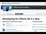 蘋果新玩意!iPhone OS 3.1beta 釋出