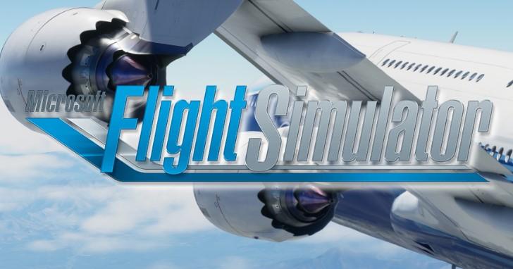 Microsoft Flight Simulator 微軟模擬飛行釋出需求:CPU 八核心、RAM 32GB、VRAM 8GB、SSD 150GB